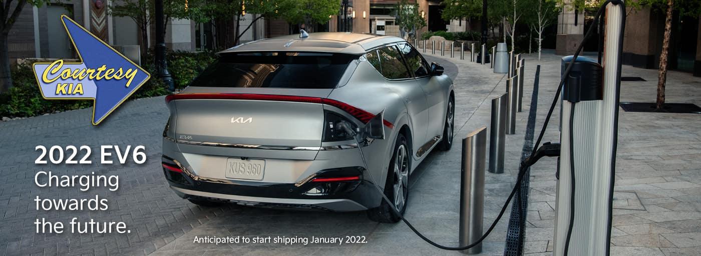 2022 EV6