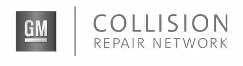 GM Collision Repair Network Logo