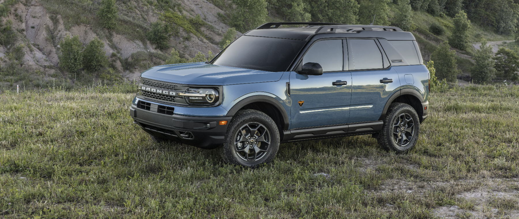 Embrun Ford Bronco Sport