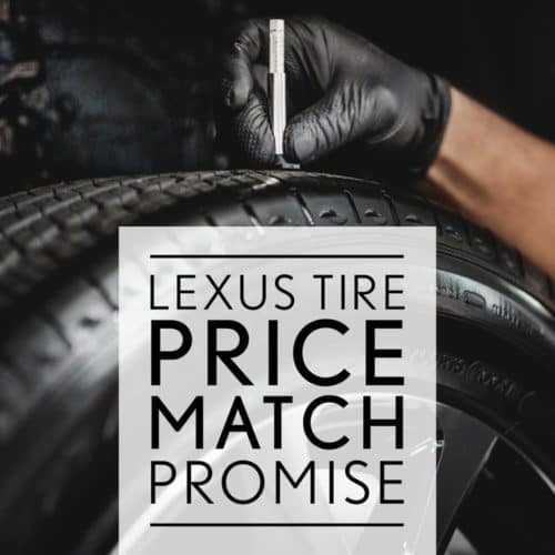 Ens Lexus Tire Price Match