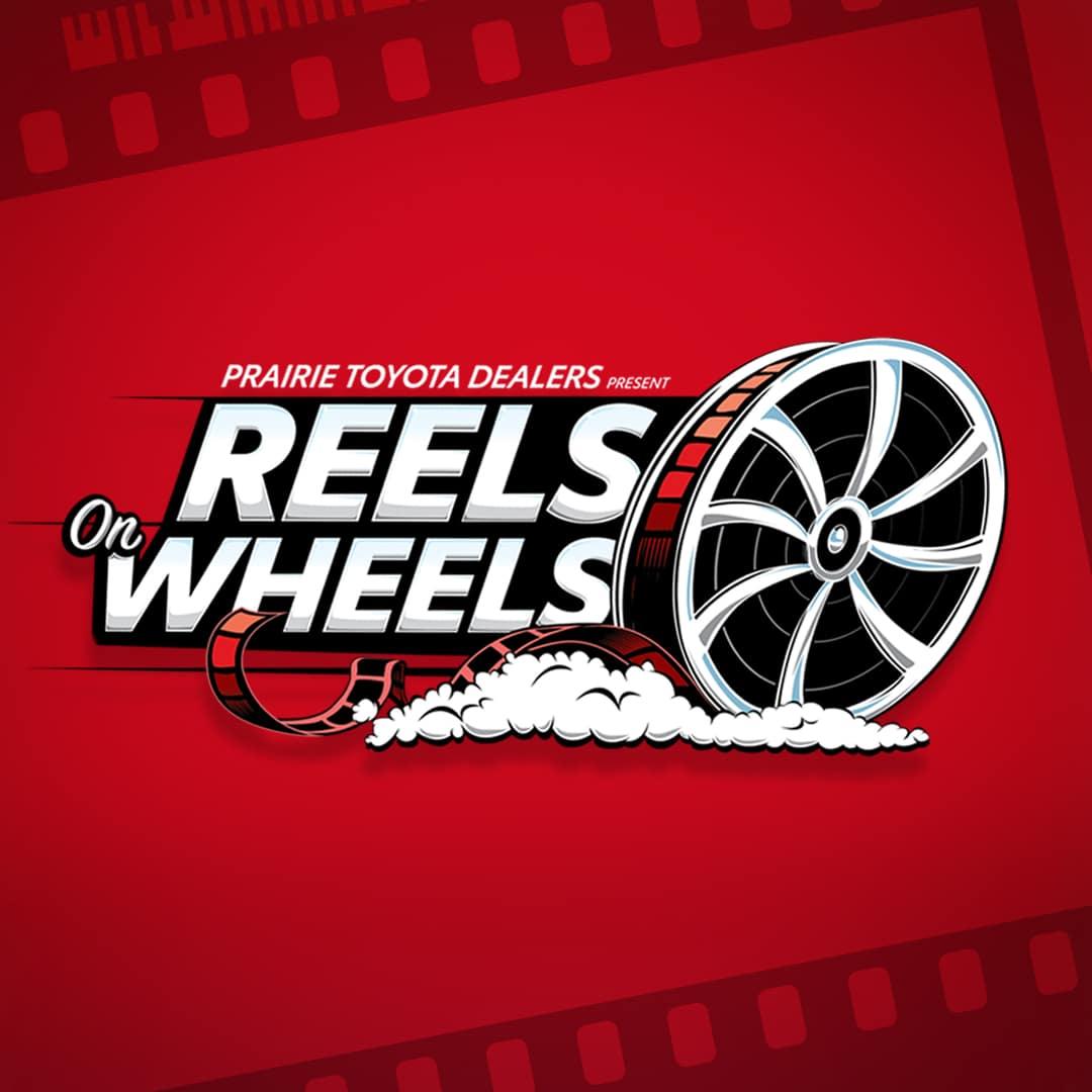 Ens Toyota Reels on Wheels Logo July 2021