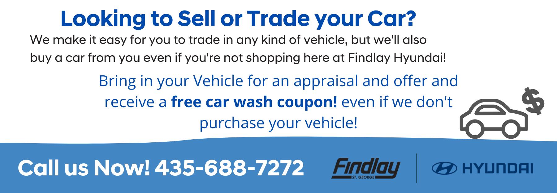 we want you vehicle slider