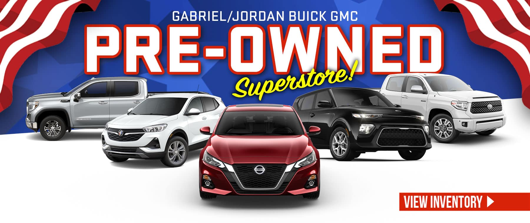 View Our Pre-owned Selection
