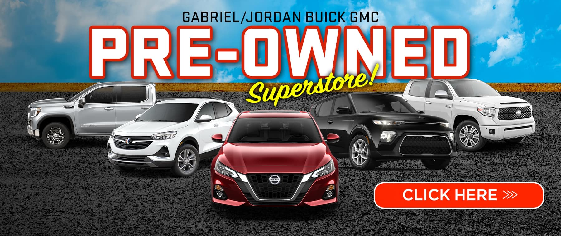 Your Pre-owned Superstore