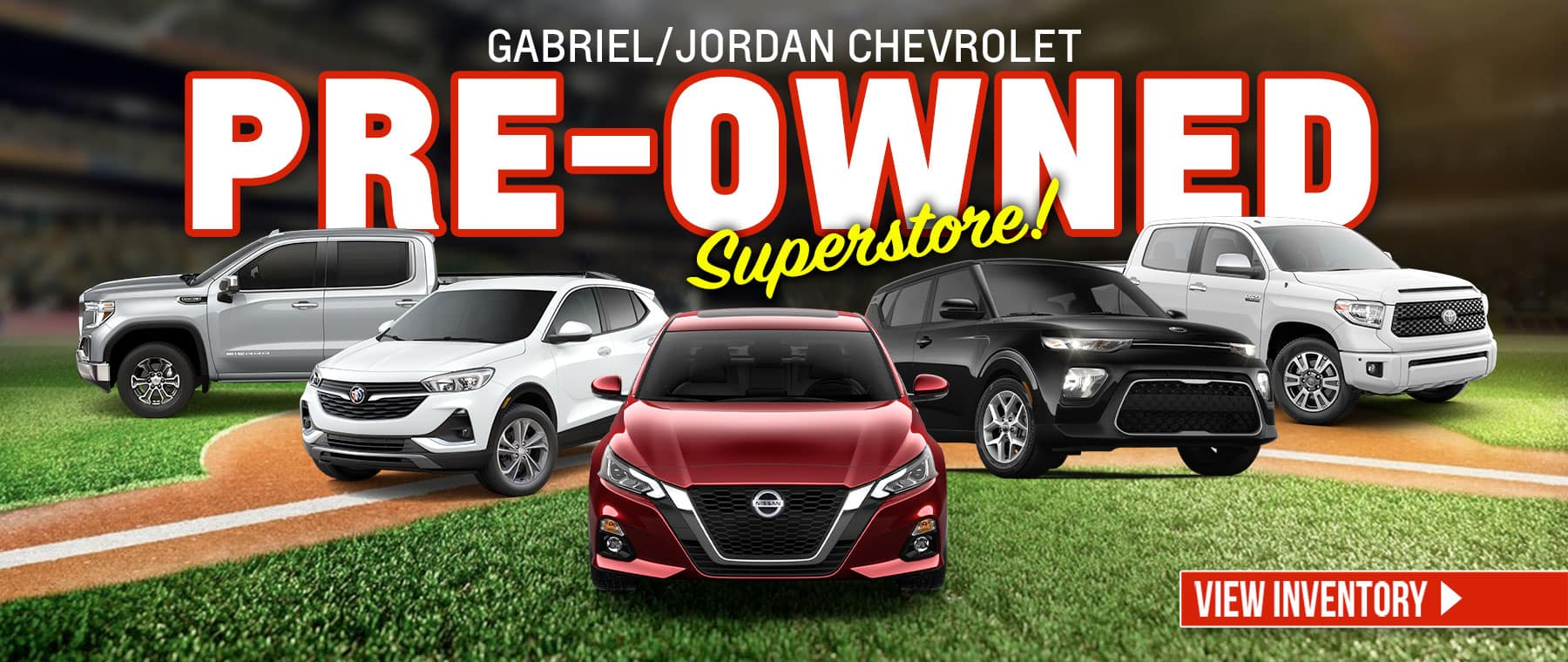Gabriel Jordan Chevrolet - Pre-Owned Superstore