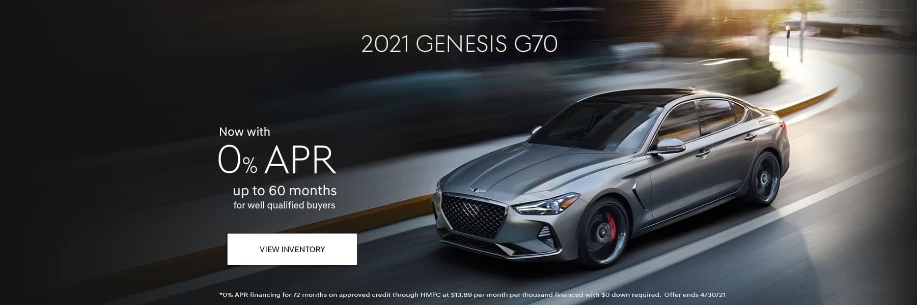 2021-Genesis-G70-Apr21