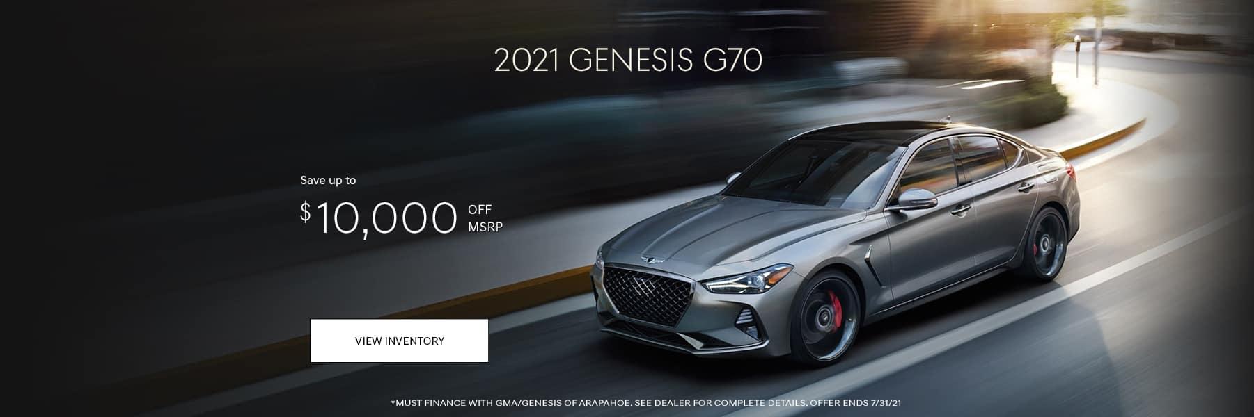 2021-Genesis-G70-Jul21