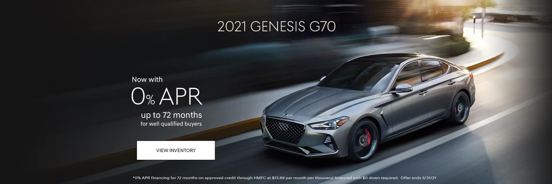 2021-Genesis-G70-May21