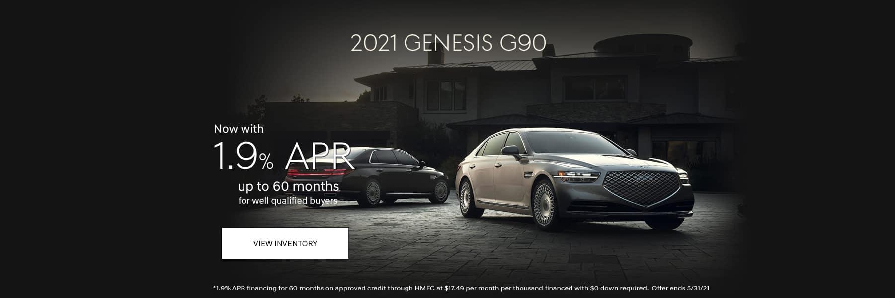 2021-Genesis-G90-May21