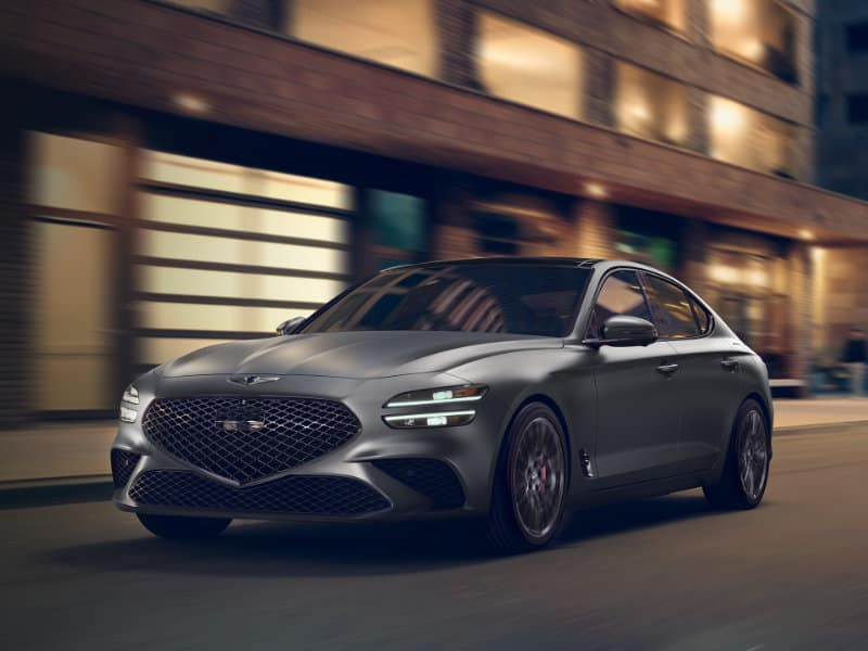 Genesis of Arapahoe - The 2022 Genesis G70 is made for enthusiasts near Golden CO