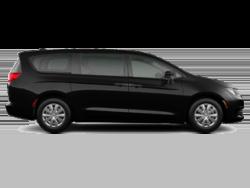 2020 Chrysler Voyager Sideview