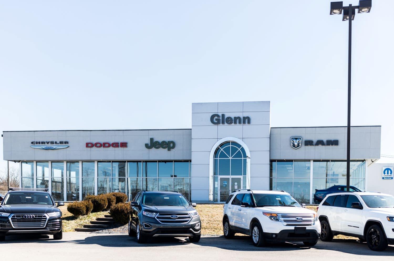 Chrysler Dealership Louisville KY