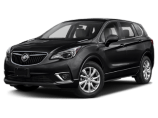 2019 Buick Envision angled