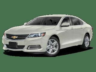 2020_Chevy_Impala_Angled