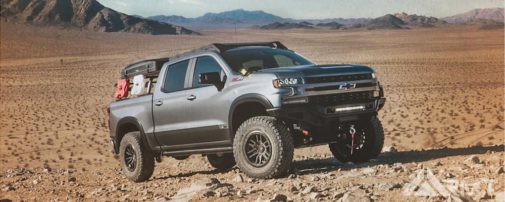 Chevy RMT Overland