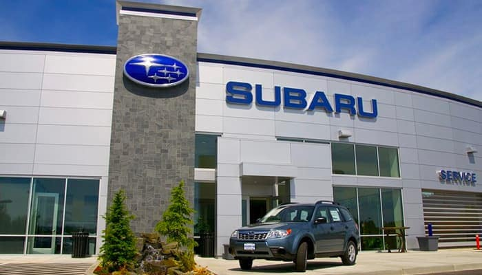 Subaru Dealership