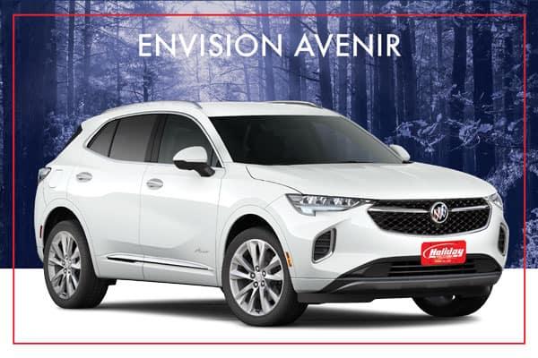 Buick Envision Avenir For Sale in Fond du Lac
