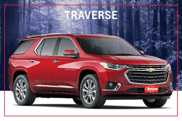 Chevrolet Traverse For Sale in Fond du Lac