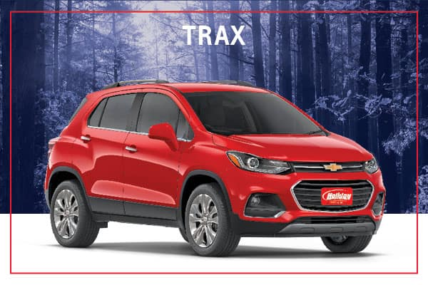 2021 Chevrolet Trax Model Overview Image