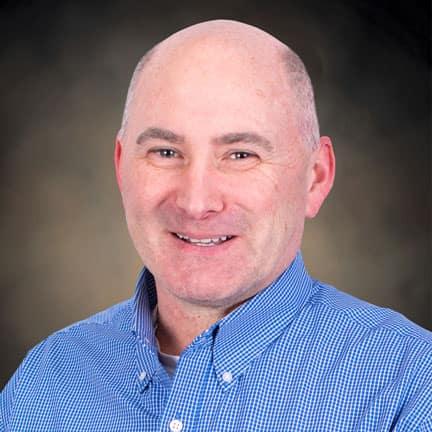 Phil Gillingham, Collision Center Manager