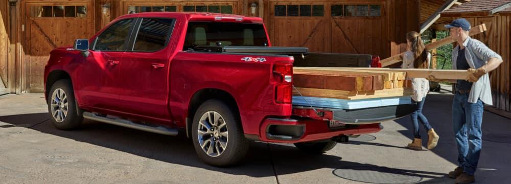 Chevy Silverado 1500 Bed