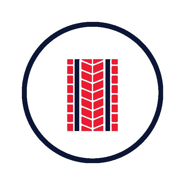 Tire Service Coupon Icon