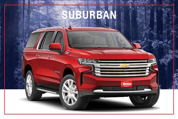Chevrolet Suburban For Sale in Fond du Lac