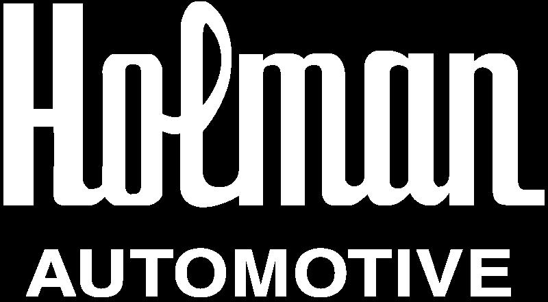 Holman Automotive logo white