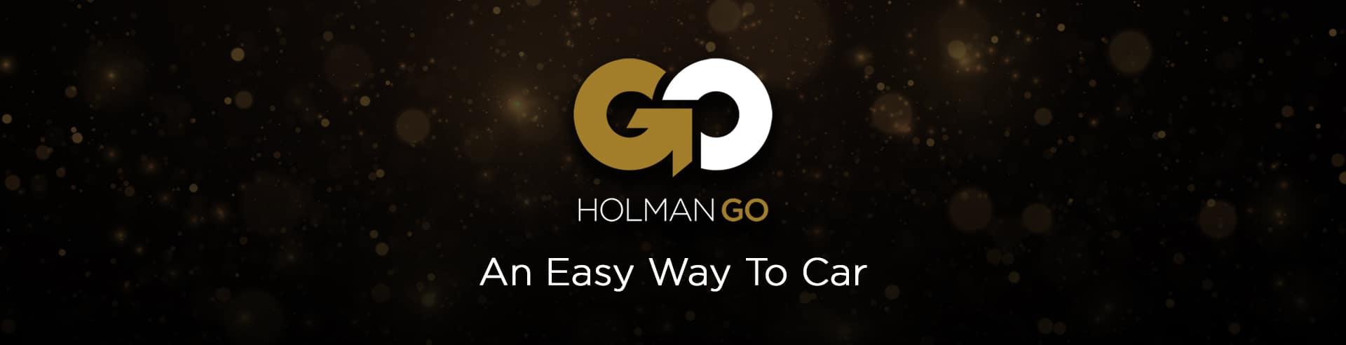 Holman Go - An Easy Way to Car banner