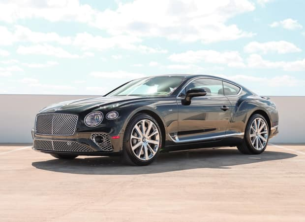 New 2021 Bentley Continental GT V8 Coupe