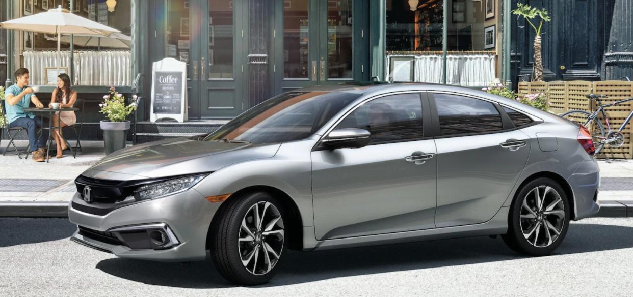 2021 Honda Civic - Roswell, GA
