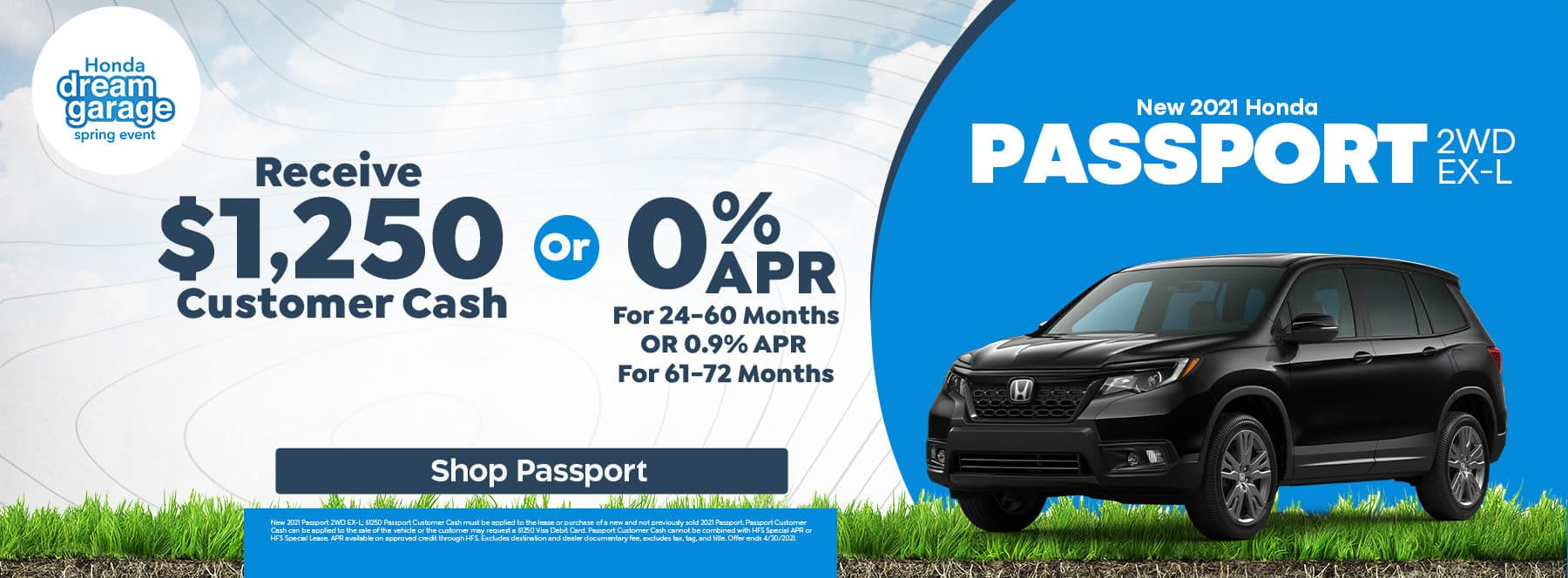 April Passport Offer - Roswell, GA