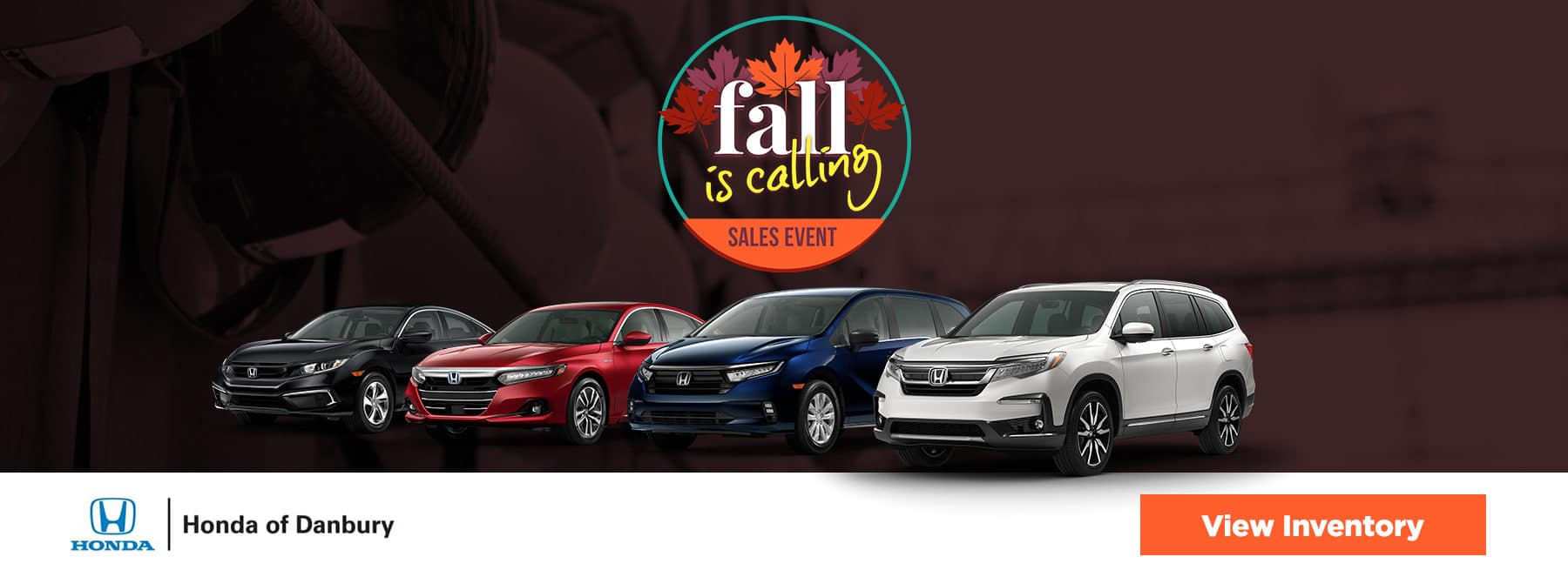 Fall Is Calling Sales Event - View Inventory