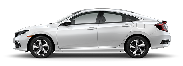 2021 Honda Civic Sedan CVT