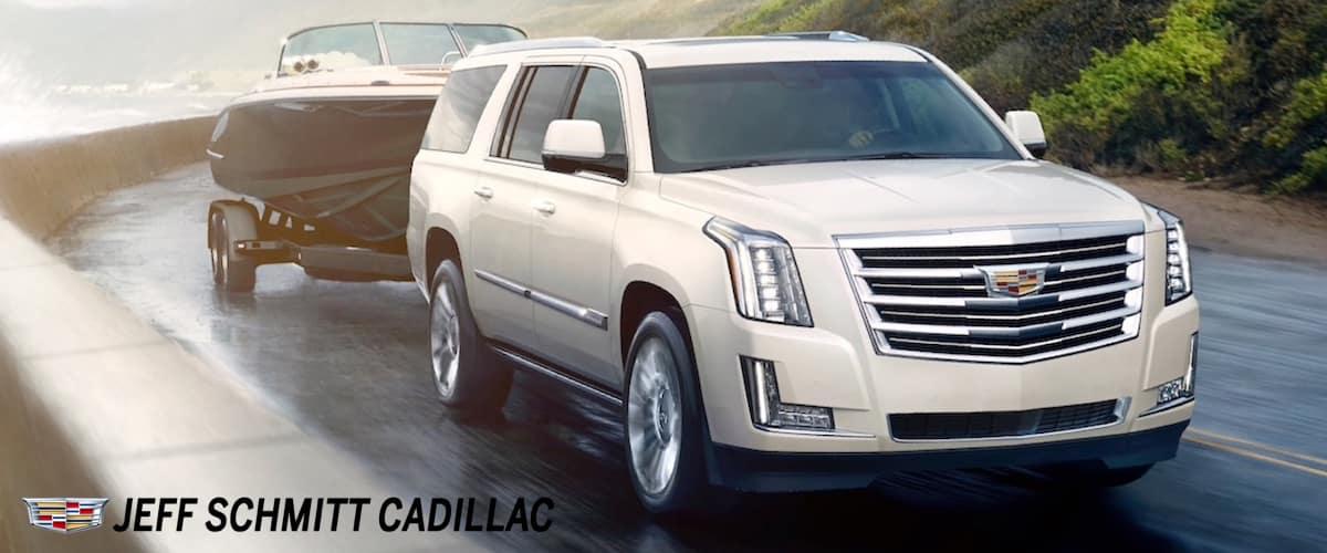 Cadillac SUVs Dayton OH