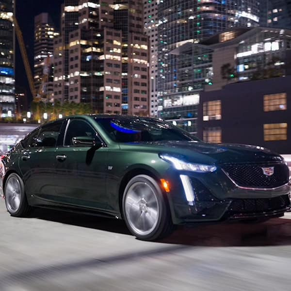 New Cadillac CT5 Sedan For Sale