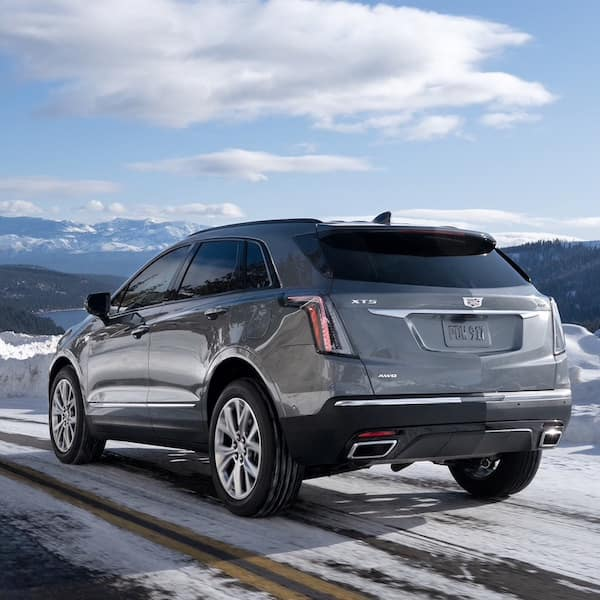 New Cadillac XT5 For Sale