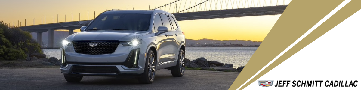 Cadillac XT6 Centerville Ohio New Cadillac XT6 Full Size 3-Row Luxury Performance SUV For Sale Jeff Schmitt Cadillac