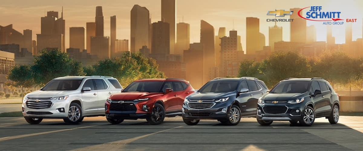Chevrolet SUVs Dayton
