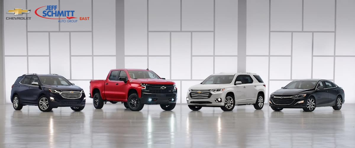 Chevy Lease Specials Springfield OH