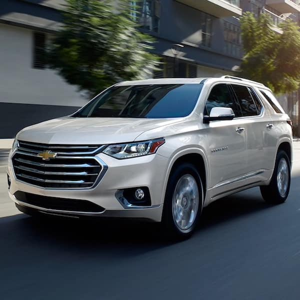 New Chevrolet Traverse SUV For Sale