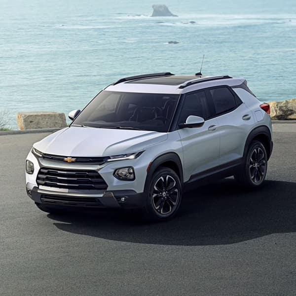 New Chevrolet Trailblazer SUV For Sale