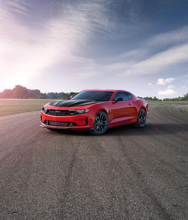 New Chevrolet Camaro Coupe For Sale