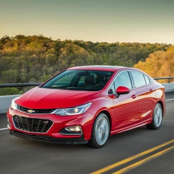 Chevrolet Cruze Models For Sale