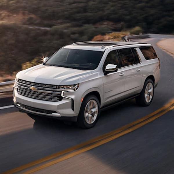 New Chevrolet Suburban SUV For Sale