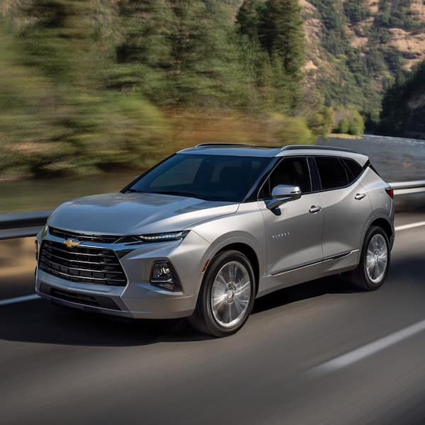 New Chevy Blazer SUV For Sale