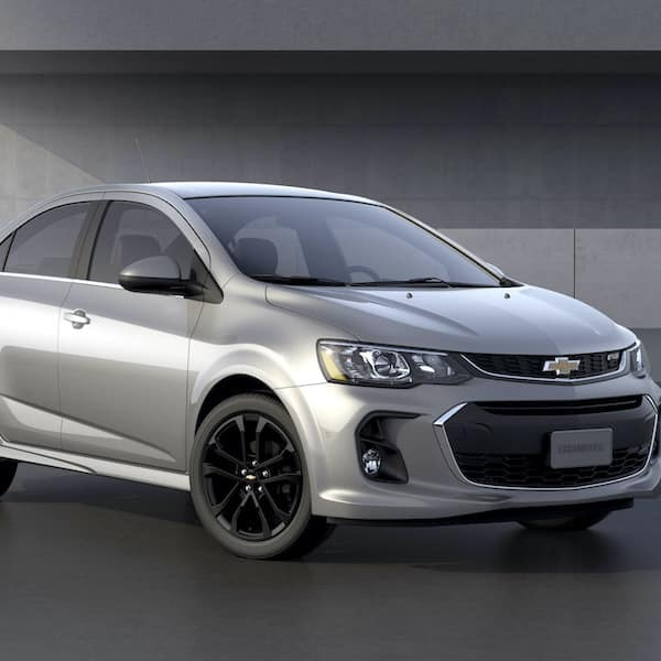 New Chevrolet Sonic Compact Sedan For Sale