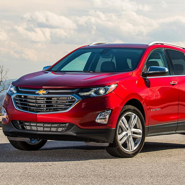 New Chevrolet Equinox SUV Model