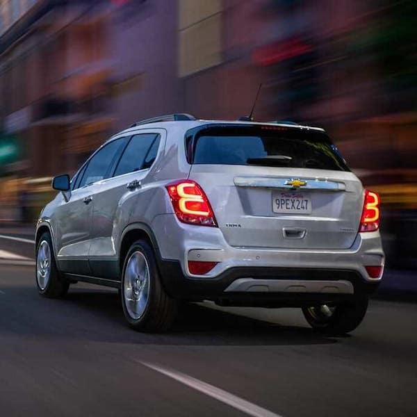 New Chevrolet Trax Compact SUV
