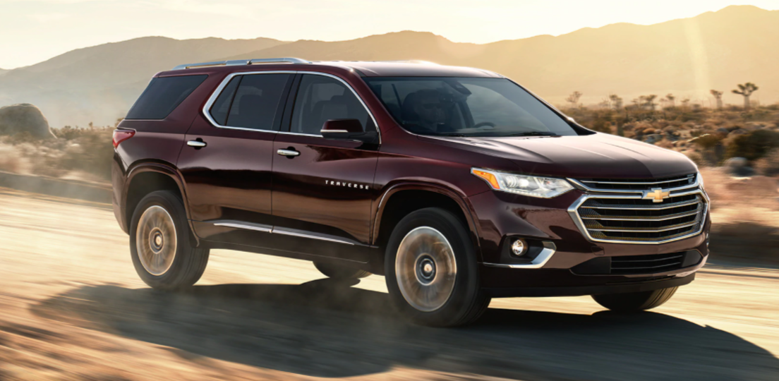 2021 Chevrolet Traverse for Sale in Sioux City, IA